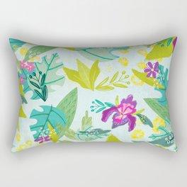 Tropical Retreat Rectangular Pillow