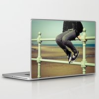 vans Laptop & iPad Skins featuring Vans by Zsolt Kudar