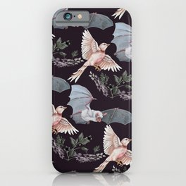 Release the Bats iPhone Case