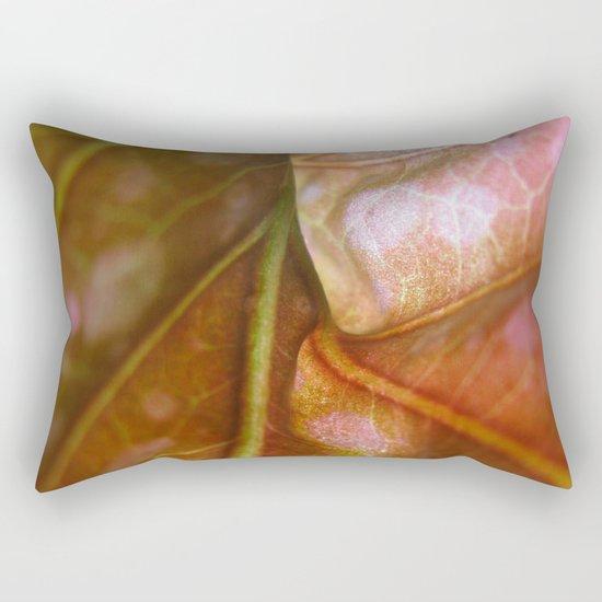 Begonia 976 Rectangular Pillow