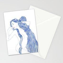 Water Nymph XXXVI Stationery Cards