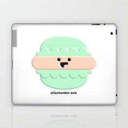 Cute Macaron Laptop & iPad Skin