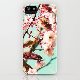 Spring of emotions iPhone Case