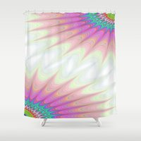 sunshine Shower Curtains featuring Sunshine by David Zydd