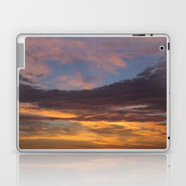 Sky on Fire. Laptop & iPad Skin