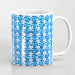 Shells Pattern Coffee Mug