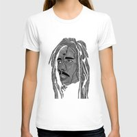 marley T-shirts featuring Fourrester4 meets Marley by Fourrester4