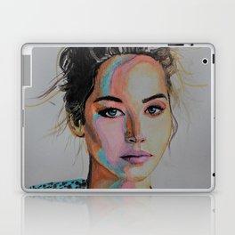 Tender Jennifer Lawrence Laptop & iPad Skin
