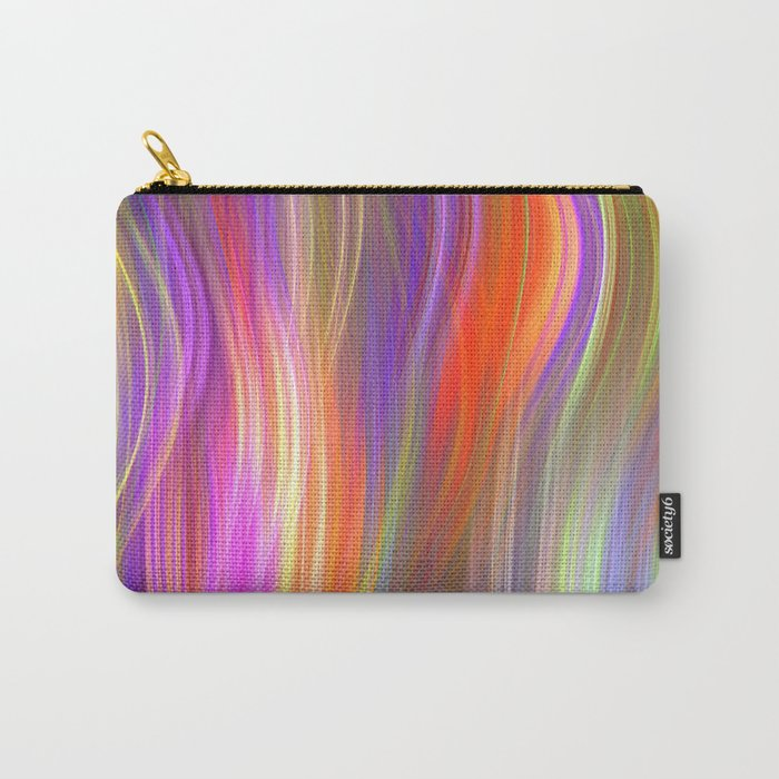 Colour streams II Carry-All Pouch