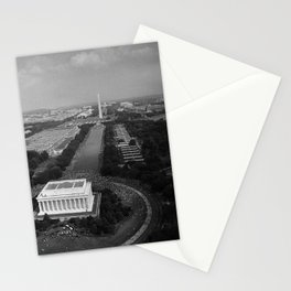 Civil Rights March on Washington - 1963 Stationery Cards