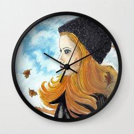 Severine Wall Clock