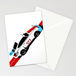 911RSR - Urban Outlaw 277 Stationery Cards