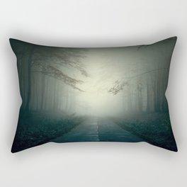 Foggy Stories Rectangular Pillow