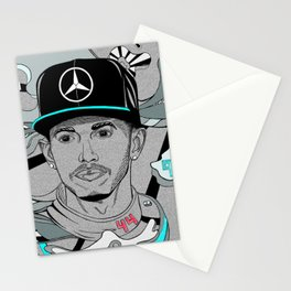 2017 The Year of the Silver Arrows Stationery Cards