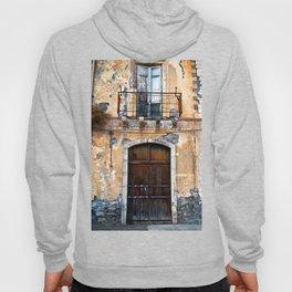 Sicilian facade of Taormina Hoody