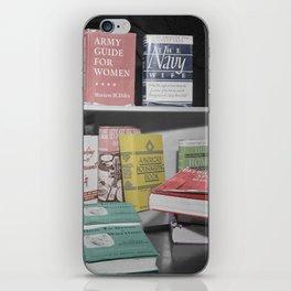 Home Economics iPhone Skin