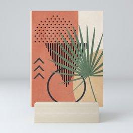 Nature Geometry II Mini Art Print