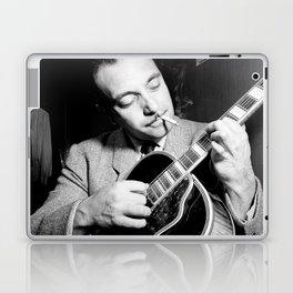 Django Reinhardt at the Aquarium Jazz Club Laptop & iPad Skin