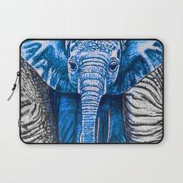 it's a baby boy elephant Laptop Sleeve
