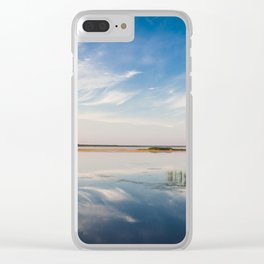 Haapslau Clear iPhone Case
