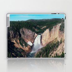 Yellowstone x Lower Falls Laptop & iPad Skin