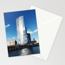 fmc tower, philly Stationery Cards