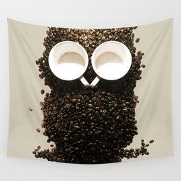 Hoot! Night Owl! Wall Tapestry