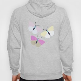 Flower and Butterfly Hoody