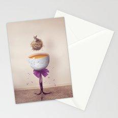 King Rabbit Stationery Cards