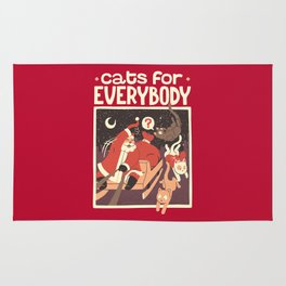 Cats for Everybody Rug