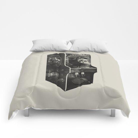 DONKEY KONG ARCADE MACHINE Comforters