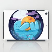 dragonball iPad Cases featuring Quagsire & Dragonball by Valechu