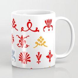 Adobe Caslon Ornament Art Coffee Mug