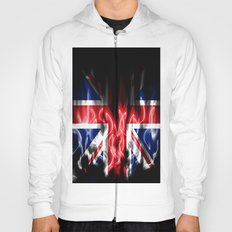 British flames  Hoody