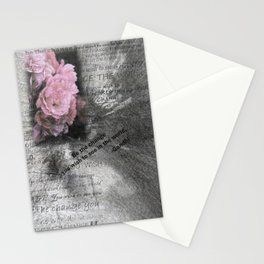 Be The Change You Wish To See In The World Stationery Cards