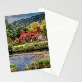 Llanrwst Bridge and Tea Room Stationery Cards