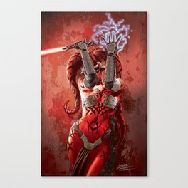 Darth Talon Canvas Print