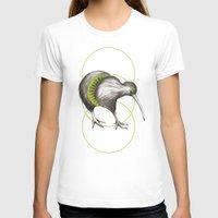 kiwi T-shirts featuring Kiwi by Alexander Salazar