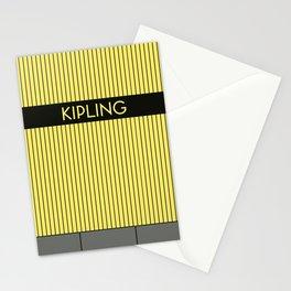KIPLING | Subway Station Stationery Cards