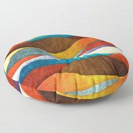 Bee Eater Floor Pillow