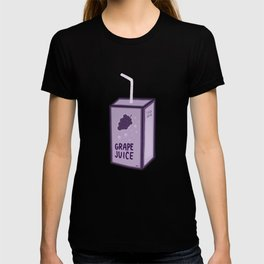 Grape juice T-shirt