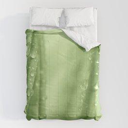 Green Gras 34 Comforters