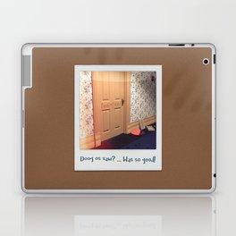 Doog os saw? … Was so good! Laptop & iPad Skin