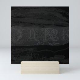 Dark Mini Art Print