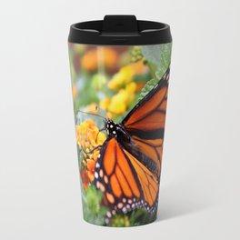 Monarch Butterfly Travel Mug