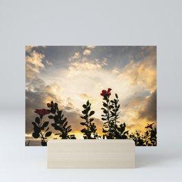 Sing for the World  Mini Art Print