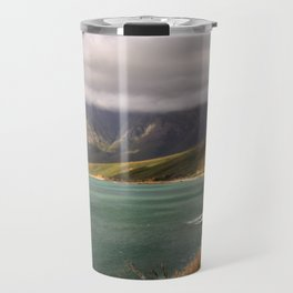 Western Cape Coastal Landscape Travel Mug