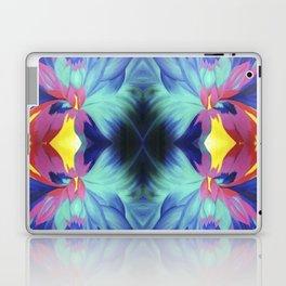 Trippy Flower Laptop & iPad Skin