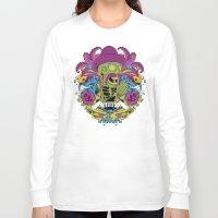 faith Long Sleeve T-shirts featuring Faith by Tshirt-Factory