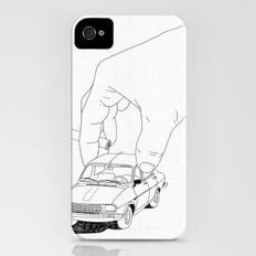 Driving home Slim Case iPhone (4, 4s)